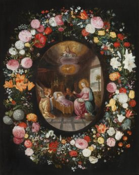 <p></p>Jan Brueghel II and Cornelis de Bailleur