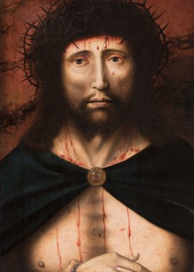 <p></p>The Master of the Holy Blood