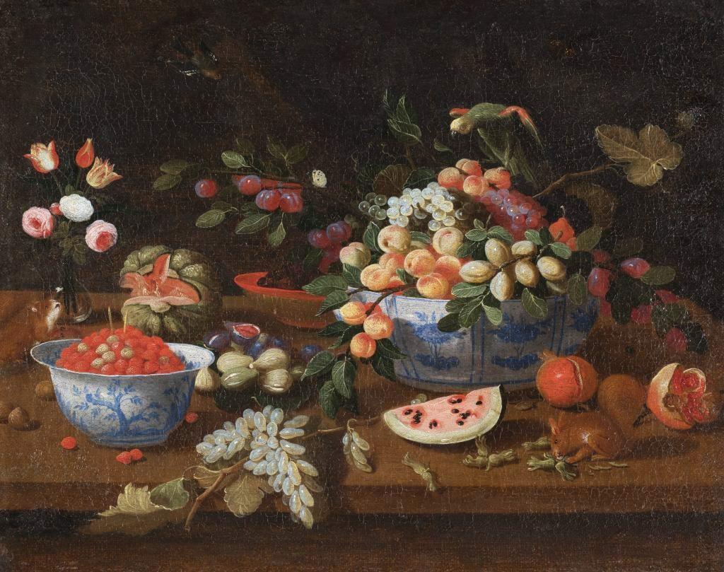 <p></p> Jan van Kessel the Younger