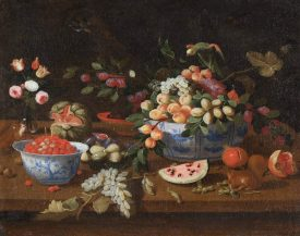 <p></p> Jan van Kessel il Giovane