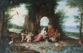 <p></p> Jan Brueghel II