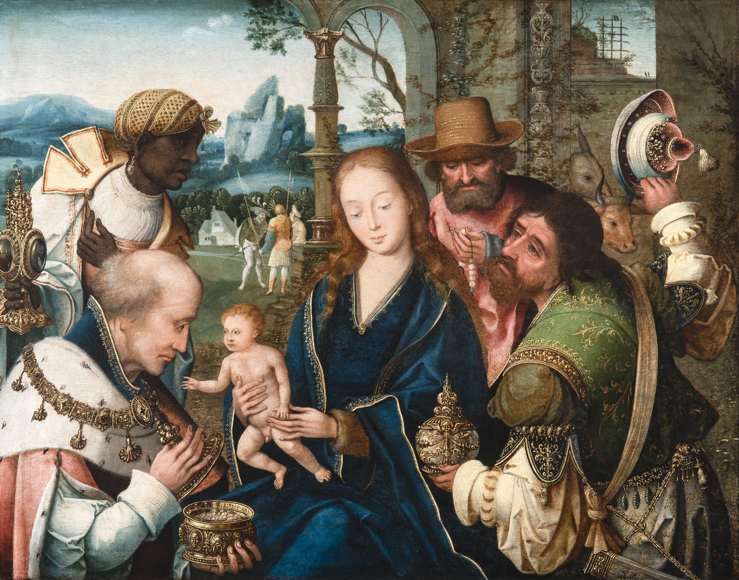 <p></p> Il Maestro del 1518