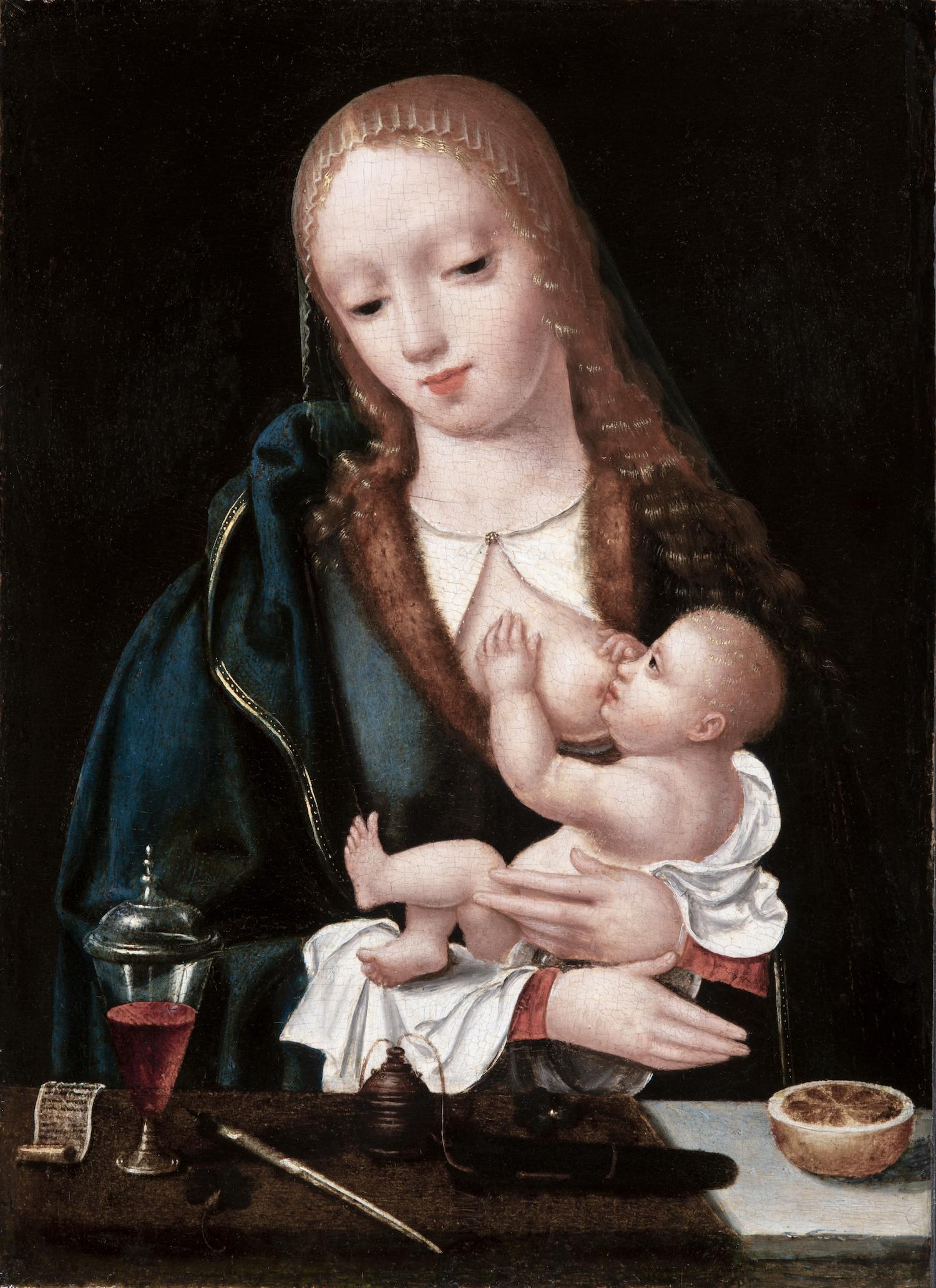 <p></p> Cornelis van Cleve